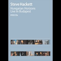 Hackett, Steve: Hungarian Horizons -Live-