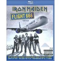 Iron Maiden: Flight 666 (blu-ray)(german version)