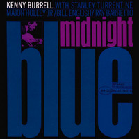 Burrell, Kenny: Midnight Blue
