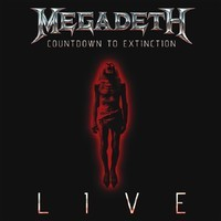 Megadeth : Countdown To Extinction: Live -Deluxe Blu-ray + CD-
