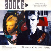 Sting: Dream of the Blue Turtles -Picture Disc-