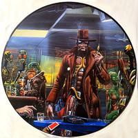 Iron Maiden : Stranger In A Strange Land -Picture Disc-