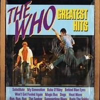 Who: Greatest Hits