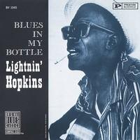 Hopkins, Lightnin': Blues in my bottle
