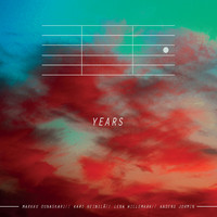 Jormin, Anders: Years