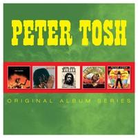Tosh, Peter: Original album series