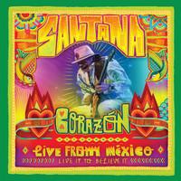 Santana : Corazon: Live From Mexico