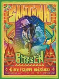 Santana: Corazon: Live From Mexico