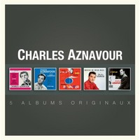 Aznavour, Charles: Original album series