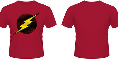 Dc Originals: Flash logo