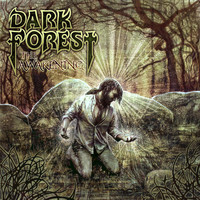 Dark Forest: The awakening -black vinyl-