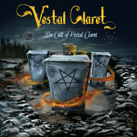 Vestal Claret: The cult of vestal claret -coloured vinyl-