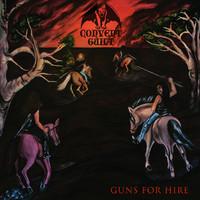 Convent Guilt: Guns for hire -orange vinyl-