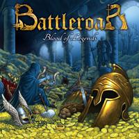 Battleroar: Blood of legends -orange vinyl-