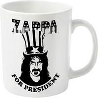Zappa, Frank: For president
