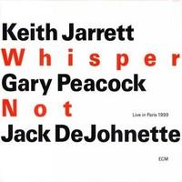 Jarrett, Keith: Whisper not