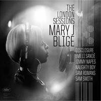 Blige, Mary J.: London sessions