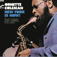 Coleman, Ornette: New York Is Now