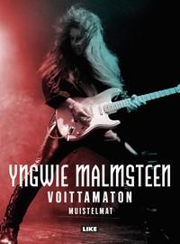 Malmsteen, Yngwie: Voittamaton -muistelmat