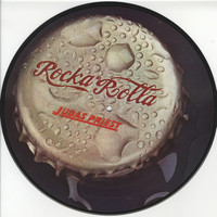 Judas Priest : Rocka Rolla -picture disc-