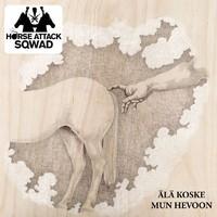 Horse Attack Sqwad: Älä koske mun hevoon