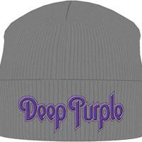 Deep Purple: Logo (grey)