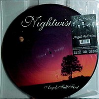 Nightwish: Angels Fall First -Picture Disc-