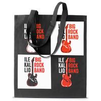 Ile Kallio Big Rock Band: Neljä logoa