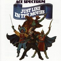 Ace Spectrum: Just like in the movies