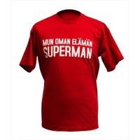 Erin: Mun oman elämän Superman