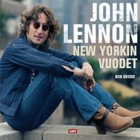 Lennon, John: John Lennon -New Yorkin vuodet