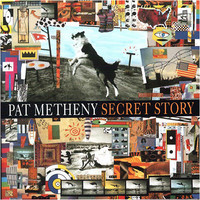Metheny, Pat: Secret story