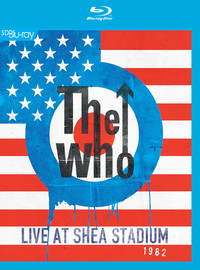 Who: Live at shea stadium 1982