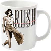 Rush : Permanent waves