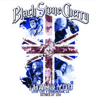 Black Stone Cherry: Thank You: Livin' Live - Birmingham
