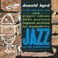 Byrd, Donald: At the half note cafe