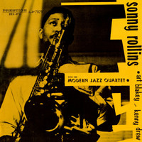 Rollins, Sonny: Sonny Rollins with the Modern Jazz Quartet