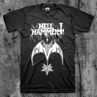 Hellhammer: Logo