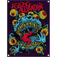 Asking Alexandria: Eyeballs