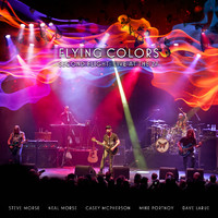 Flying Colors: Second Flight:Live at the Z7