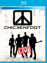 Chickenfoot: Get your buzz on - live