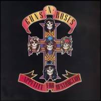 Guns N' Roses : Appetite for destruction