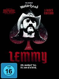 Lemmy: The Movie - Black Edition