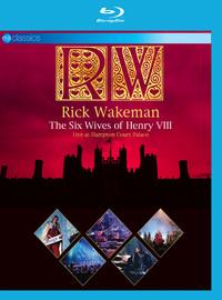 Wakeman, Rick : Six wives of Henry VIII