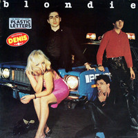 Blondie : Plastic Letters