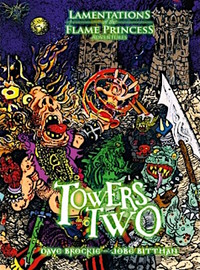 Brockie, Dave: Towers Two