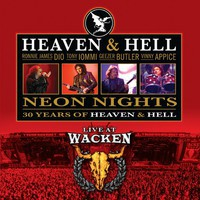 Heaven & Hell: Neon Nights - Live At Wacken