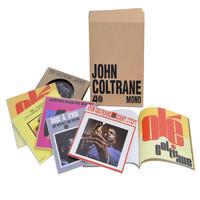 Coltrane, John: The Atlantic Years In Mono