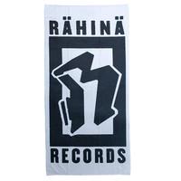 Rähinä: Rähinä records pyyhe