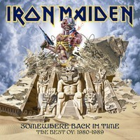Iron Maiden: Somewhere back in time - best of 1980-1989